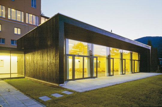 hauss rohde architekten karlsruhe ha loch. Black Bedroom Furniture Sets. Home Design Ideas