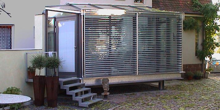 Hauss rohde architekten karlsruhe ha loch - Wintergarten karlsruhe ...